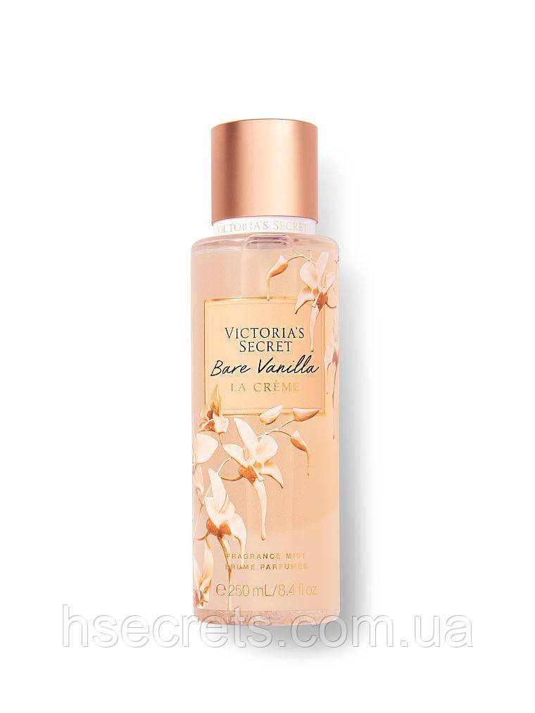Спрей для тела Victoria's Secret Bare Vanilla La Creme