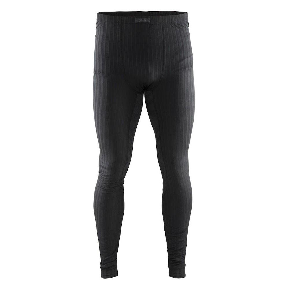 Термоштаны для мужчин Craft Active Extreme 2.0 Pants M-L 1904497 Black