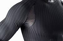 Термофутболка для мужчин Craft Active Extreme 2.0 CN LS XL 1904495 Black, фото 3