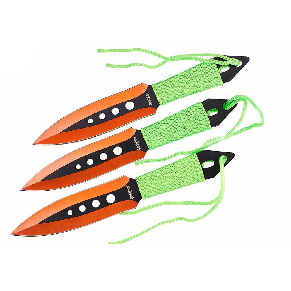 Ножи метательные YF-16 (3 в 1)