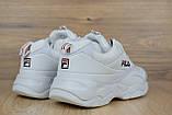 Кросівки розпродаж АКЦІЯ 550 грн останні розміри FILA 38й(24см), 39й(24,5 см) копія люкс, фото 2