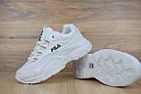 Кросівки розпродаж АКЦІЯ 550 грн останні розміри FILA 38й(24см), 39й(24,5 см) копія люкс, фото 5