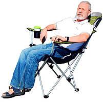 Кресло складное Ranger FC 750-052 Green RA 2221 с подстаканником, зеленый, фото 3