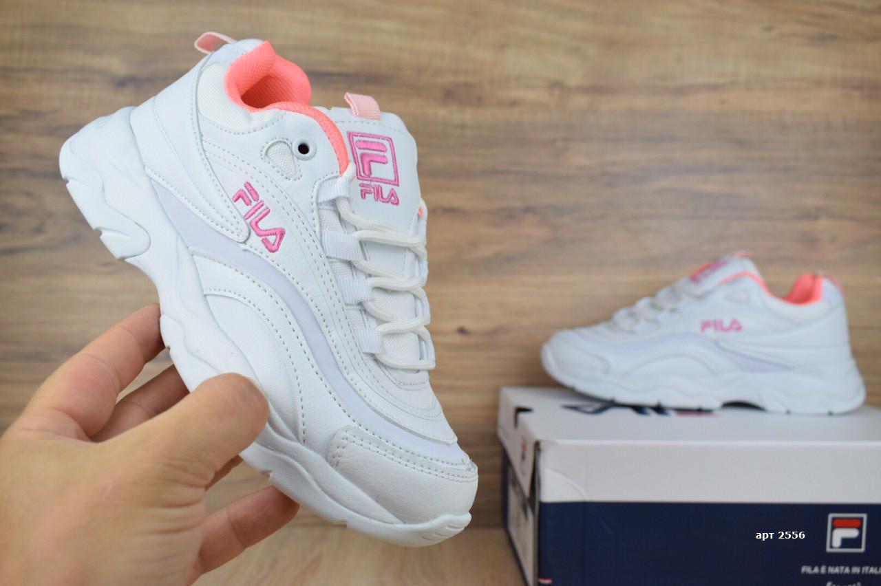 Кросівки розпродаж АКЦІЯ 550 грн останні розміри FILA 39й(24,5 см) копія люкс