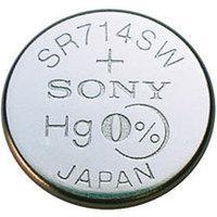 Батарейка таблетка SR714SWN Sony блістер (1шт)