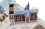 Книга Собор Парижской Богоматери в 3D. История и основные события от Средневековья до наших дней, фото 10