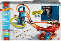 Игровой набор Хот Вилс Комплект ультра ускорителей Hot Wheels Track Builder Unlimited Stackable GWT44/GLC97