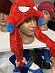 Светящаяся Шапка детская - Кугуруми - Человек паук (Spiderman), фото 3