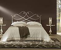 Кованая кровать Zefiro от 150х190 до 200х200. Бесплатная доставка по Киеву. К2044 Без изножья, 180х200