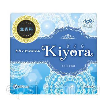 Ежедневные гигиенические прокладки Sofy Kiyora Standart, 72 шт