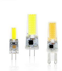 Лампы светодиодные с цоколем G4 G9