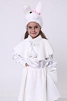 Премиум! Зайка Карнавальный Детский костюмчик, Комплектация 4 Элемента, Размеры 3-6 лет, Украина