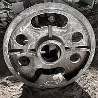 Стальное, чугунное литейное изготовление деталей по тех. заданию, фото 5