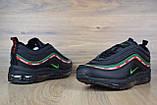 Кроссовки распродажа АКЦИЯ 650 грн последние размеры Nike Air Max 97 UNDEFEATED 41(26.5см) люкс копия, фото 6