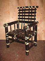 Кресло бамбук 10