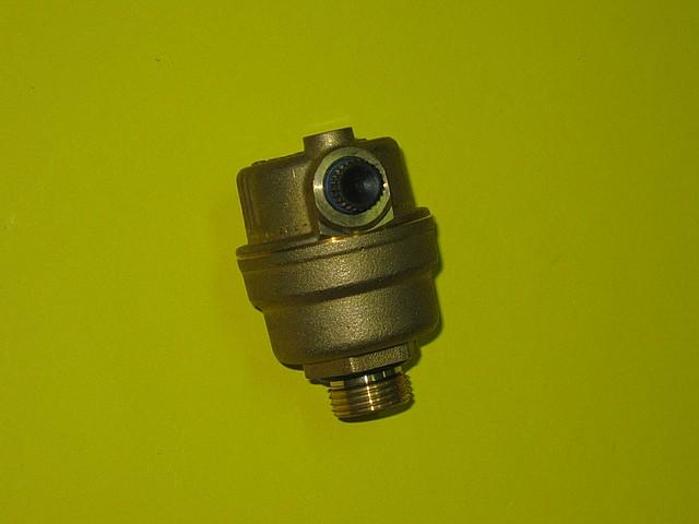 Автоматический воздухоотводчик (сбросник воздуха) 10 бар 1.017563 Immergas