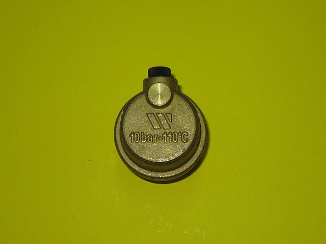 Автоматический воздухоотводчик (сбросник воздуха) 10 бар Immergas, фото 2