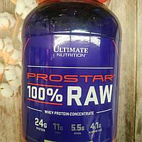 Ultimate Nutrition Prostar 100% RAW Protein 1 kg, протеин Ультимейт, фото 1