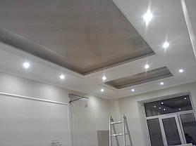 Потолок в квартире  1