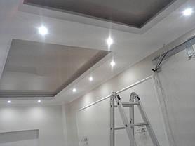 Потолок в квартире  2