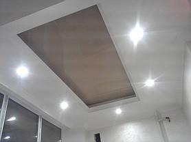 Потолок в квартире  3