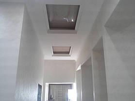Потолок в квартире  4