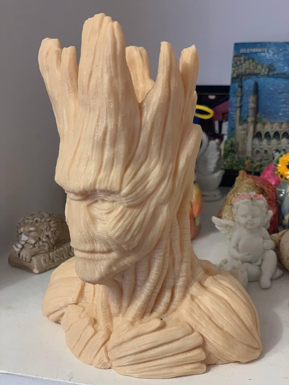 Подставка настольная, органайзер Грут (Groot). Я есть Грут, Марвел.