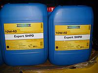 Масло для вантажівок 10W40 RAVENOL Expert SHPD API CI-4/SL  (20л) ціна