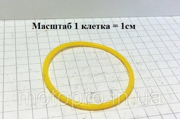 Кольца уплотн. гильзы 75мм (комплект 2шт) 180R