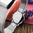 Женские часы CK 2140CF Silver-Pink Big, фото 2