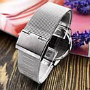Женские часы CK 2140CF Silver-Pink Big, фото 4