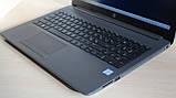 Ноутбук HP 250 G7 15.6 FHD 1920*1080 Intel Cote i3-7020U8GB/SSD 256GB/Intel HD 620 Наработка 17 дней (6BP57EA), фото 5