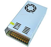 Імпульсний блок живлення 24В 16.5А (400Вт) перфорований