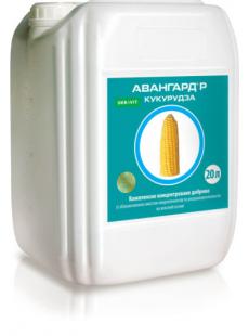 Авангард Кукурудза, мікродобриво для позакореневого живлення, тара 20 л