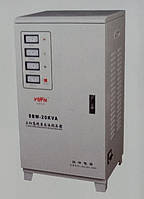 Стабілізатор напруги SBW-30 000  трифазний 30,0 кВА  ElectrO SBW30