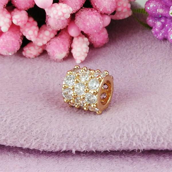 Кулон шарм Xuping Jewelry медицинское золото позолота 18К А/В 5-0119