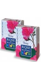 Мыло для детей  Болгарская роза