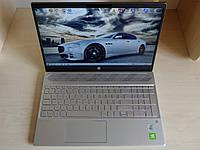 Ноутбук HP Pavilion 15.6 FHD ips i7-1065G7/16GB/SSD 512GB/MX 250,4GB/TypeC 15-cs3067nl (3G047EA) Пробег 121ч