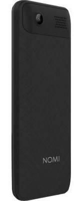 Мобильный телефон Nomi i2401+ Black (чорний), фото 2