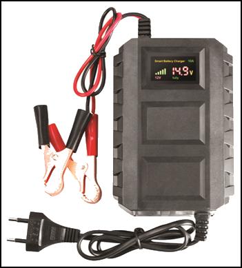 Зарядное устройство инверторного типа Луч-профи ИЗП-300