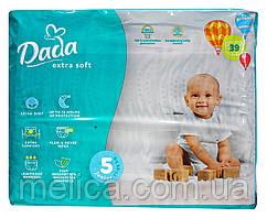 Подгузники DADA Extra Soft Junior 5 (11-25 кг) - 39 шт.