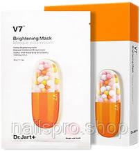 Очищаюча маска з вітамінним комплексом Dr.Jart+ V7 Brightening Mask 30 г