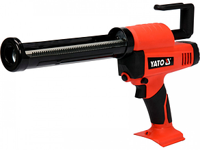 Пистолет клеевой аккумуляторный LI-ION Yato YT-82854