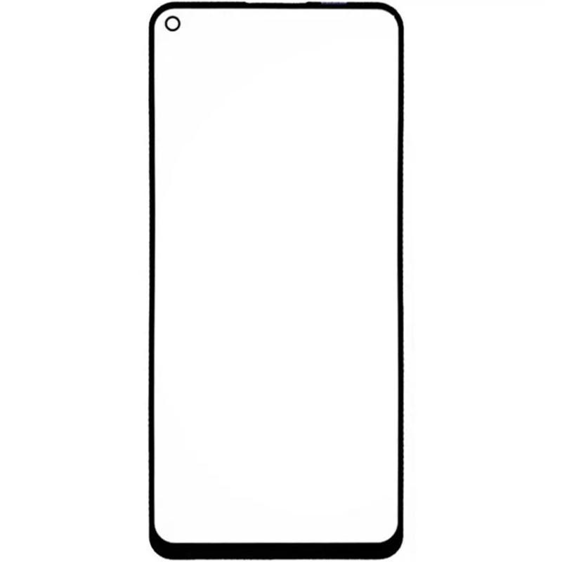 Стекло дисплея Xiaomi Redmi Note 9 Black