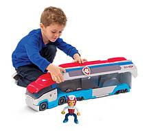 «Щенячий патруль»: Транспортировщик для спасательных автомобилей с фигуркой Райдера