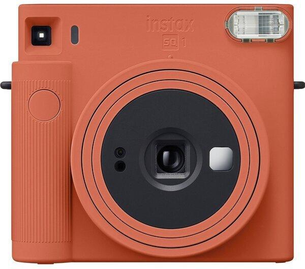 Фотокамера моментальной печати Fujifilm INSTAX SQ1 Terracotta Orange