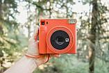 Фотокамера моментальной печати Fujifilm INSTAX SQ1 Terracotta Orange, фото 5