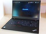 """Ноутбук LENOVO ThinkPad T580 15.6"""" ips FullHD i5-8250U/16GB/SSD 512GB/Intel UHD 620 (20L9-001YIX) Идеал, фото 2"""