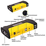 Многофункциональное пуско-зарядное устройство Луч-профи БЗП-400 JUMP STARTER, фото 2