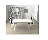 Стол обеденный, раздвижной -Мартин (цвет - орех), фото 6